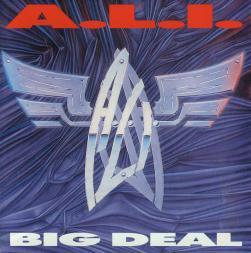 Ali Khan & Big Deal Cover