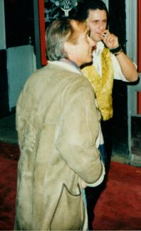 Ali Khan Michael Holm