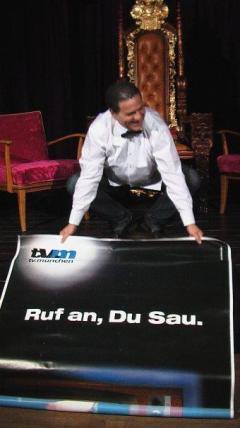 ALI KHAN SHOW live im Rohrer & Brammer Jeden erste - 1303319752493
