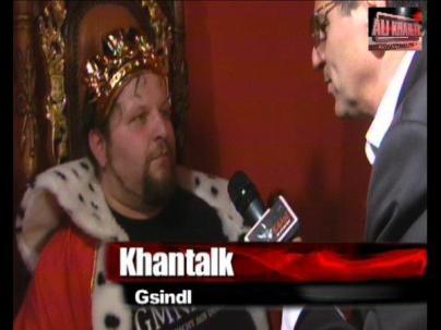 Der König des Gsindls auf www alikhan tv
