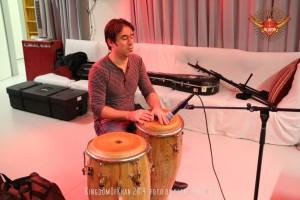kingdomofkhan ali khan drums 2014 schlossprobe silverstage masan raschner bono johnson (8)