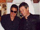 Mr Khan & Hans Kraus