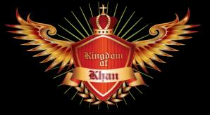 logo kingdom of khan