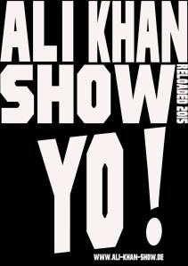 ALI KHAN SHOW RELOADED Poster