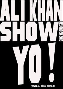 ALI KHAN SHOW RELOADED Poster